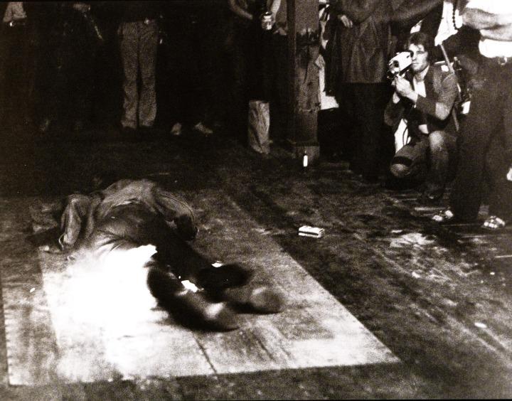Fire Roll, 1973.