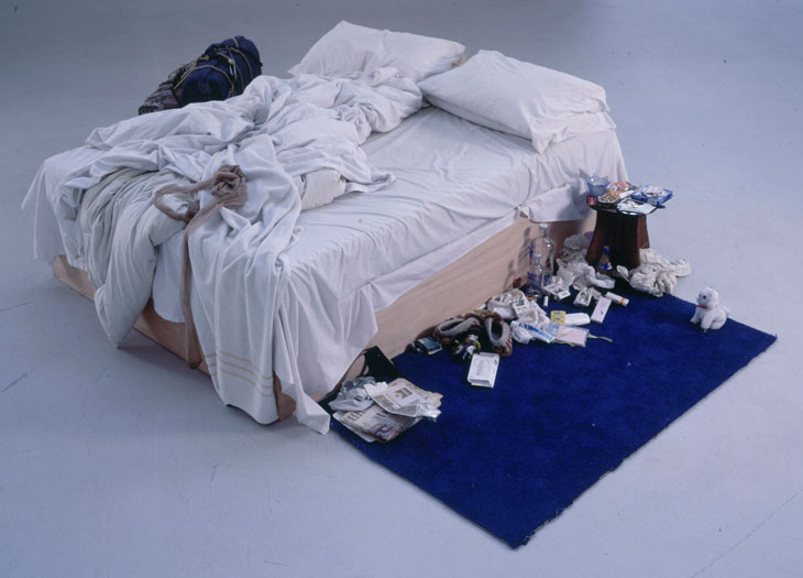 """My Bed,"" 1999."