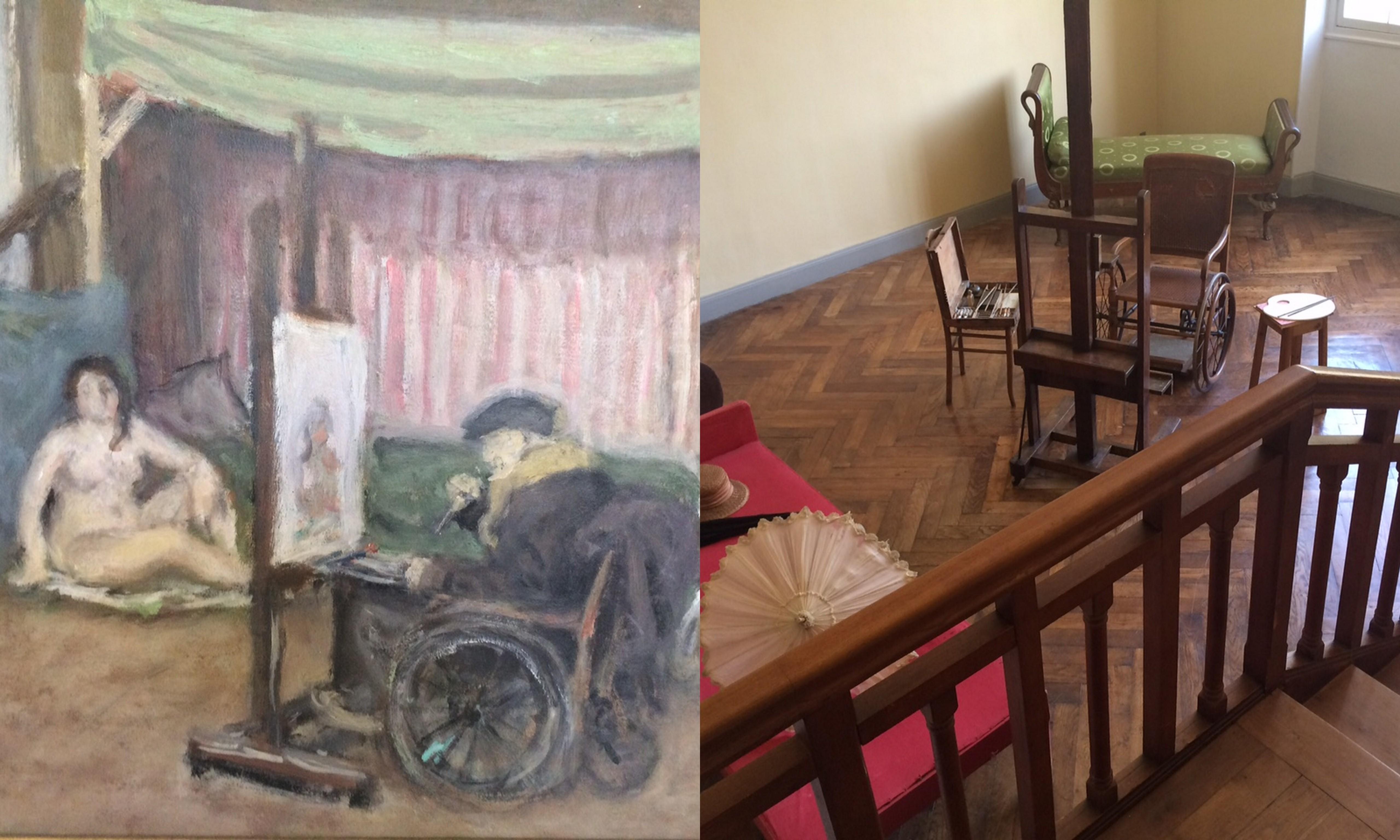 Renoir Collage
