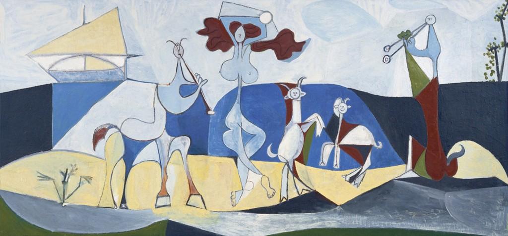 Pablo Picasso, 1946