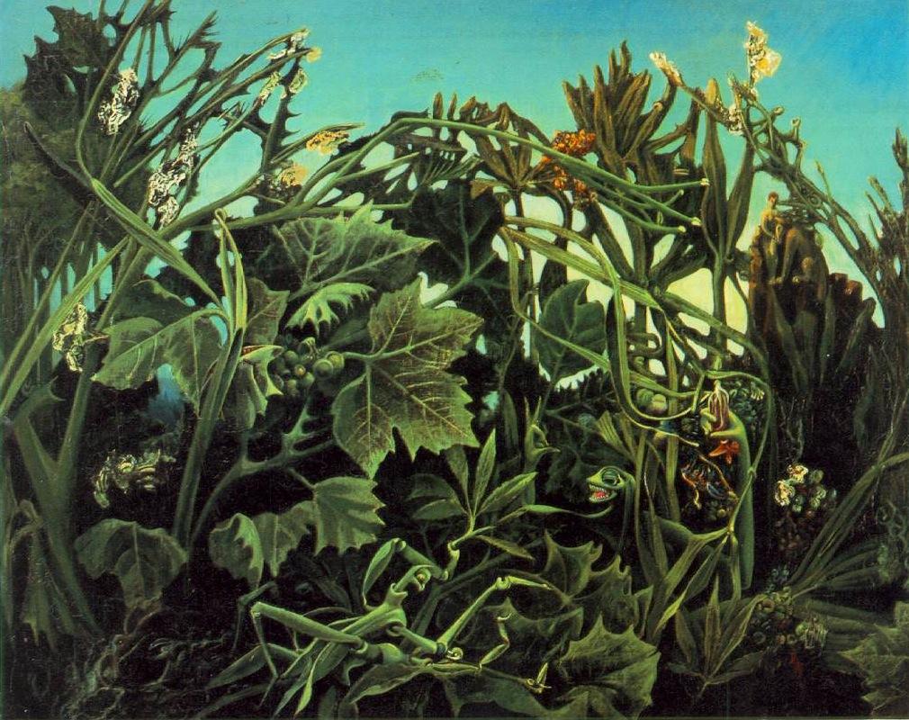 Joie de Vivre, Max Ernst, 1936
