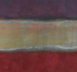 Untitled (Purple, White and Red) (1953)