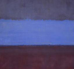 No. 61: Rust and Blue (1953)