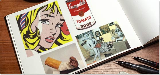 a history of the pop art movement