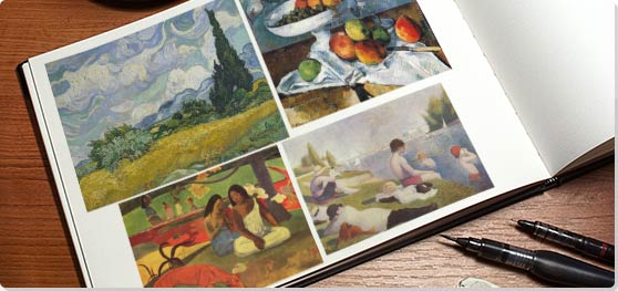 artists of the impressionism movement essay