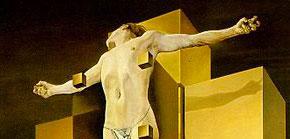 Self crucifiction english art sex