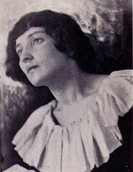 Photo of Bella Rosenfeld Chagall
