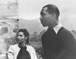 Gwendolyn and Jacob Lawrence were among the earlier African-American teachers at Black Mountain College