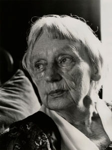 <i>Ithell Colquhoun</i> (1985), Photograph by Alastair Thain, Collection of National Portrait Gallery, London, United Kingdom.