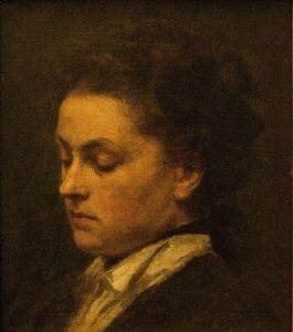 Fantin-Latour's 1873 <i>Portrait of Victoria Dubourg</i> - his lover and wife