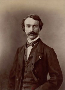 Photo of Gérôme by his friend Nadar, published in 1900