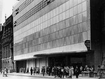 MoMA in 1939 - in same location as current building