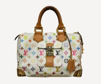Murakami's Multicolor Monogram bag (2003) for Louis Vuitton was enormously popular and made Murakami into a cultural celebrity.