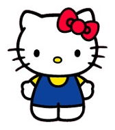 Hello Kitty, the most universally significant example of <i>kawaii</i>.