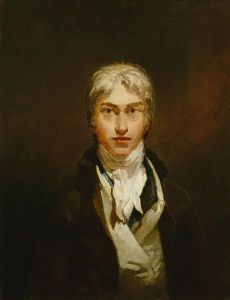 Joseph Mallord William Turner self-portrait (c.1799)