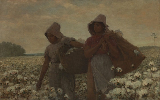 The Cotton Pickers (1876)